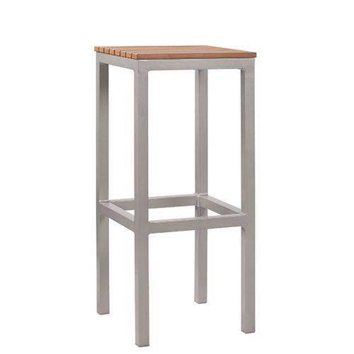 Zahradní barové židle LUNO BAR PL  barva přírodní