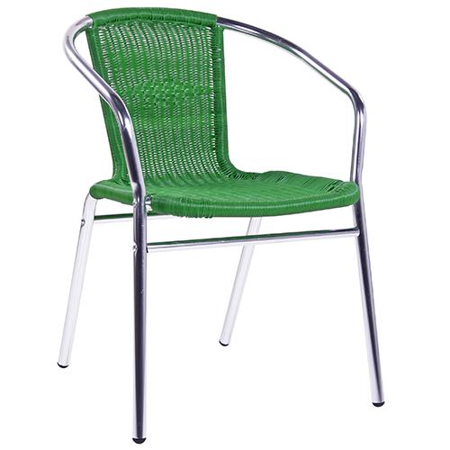 Zahradní židle hliníkové