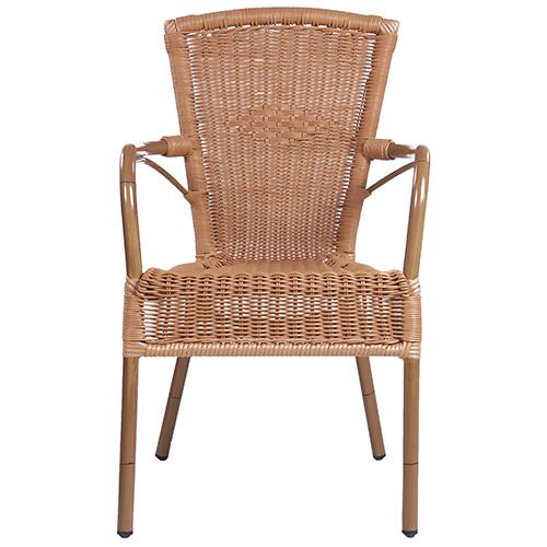 Zahradní židle umělý ratan