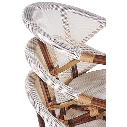 Zahradní židle bambus otpik