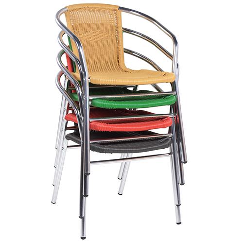 Zahradní židle KIR - více barev v nabídce