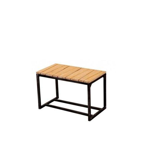 Sedací lavice MANDAS 65 SB z recyklovaného dřeva