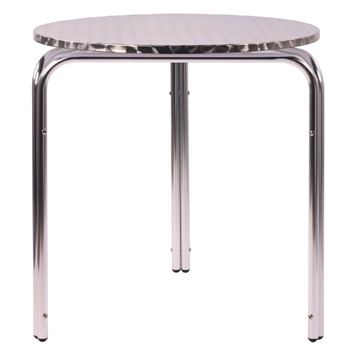 Zahradní hliníkové stolové podnože