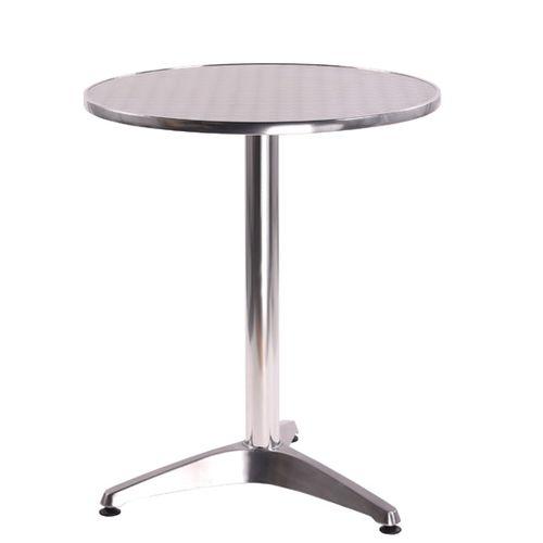 Zahradní hliníkové stoly MIRA D60