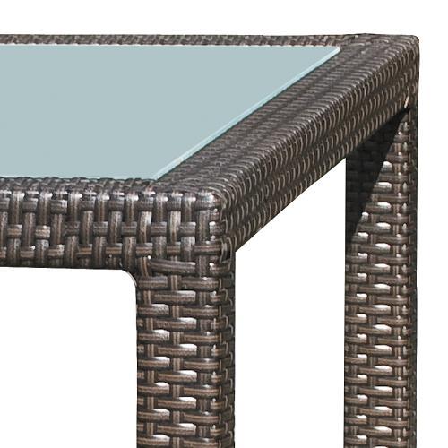 Zahradní stůl umělý ratan