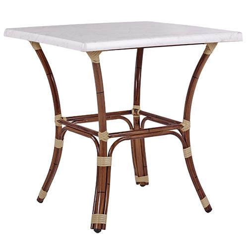 Venkovní nohy ke stolu
