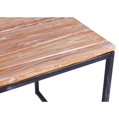 Zahradní nábytek z recyklovaného dřeva