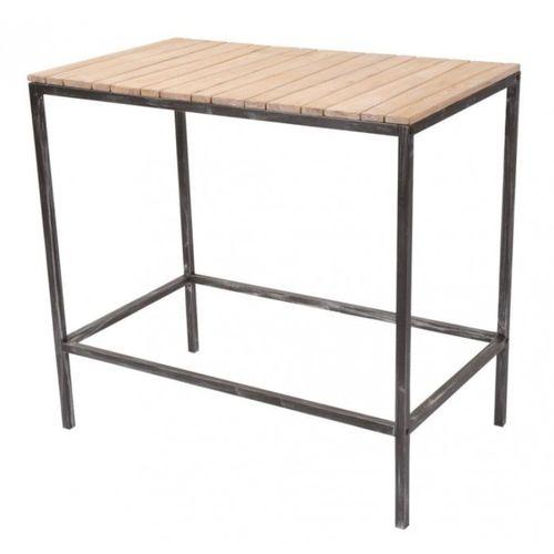 Zahradní barové stoly z recyklovaného dřeva