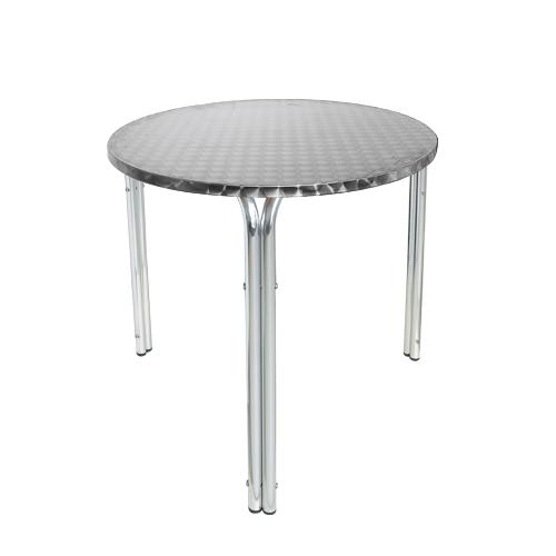 Zahradní stůl hliníkový  IRENA D70