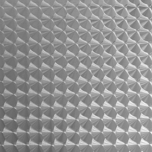 Stolová deska s nerezovou úpravou INOX Antikor