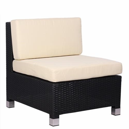 Ratanova lounge sestavovací lavice DELOS M