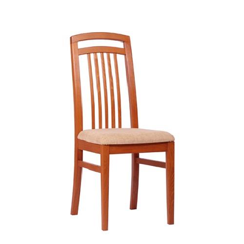 Dřevěná židle čalouněná ANTON