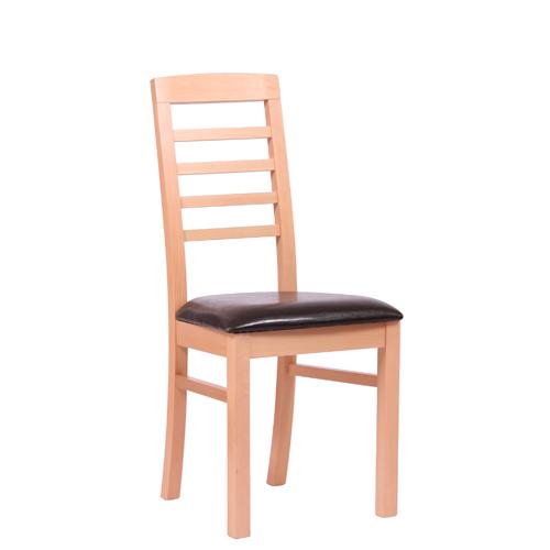 Dřevěné židle, hotelový nábytek.