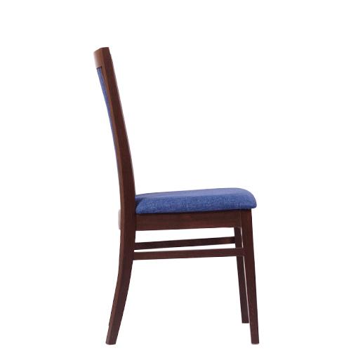Kvalitní masivní dřevěné stoličky do restaurace.
