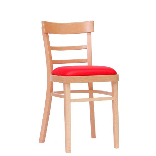 Buková ohýbaná židle