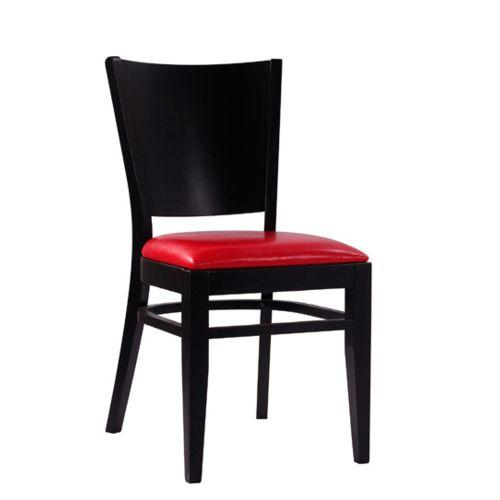 Dřevěné čalouněné židle AROL P