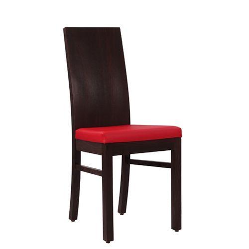 Dřevěná židle čalouněná MARINO