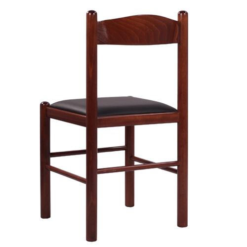 Dřevěné bukové židle do restaurace