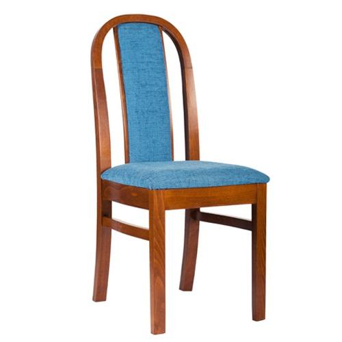Dřevěná židle čalouněná pro restaurace