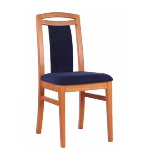 Dřevěná jídelní židle masivní buk