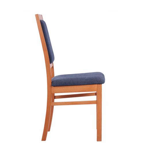 Pohodlné čalouněné židle