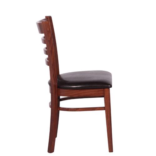 Restaurační čalouněná stolička
