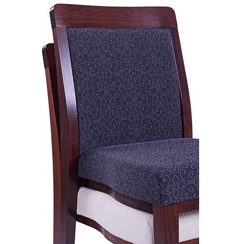 Reštauračné stoličky s možnosťou stohovania