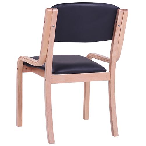 Drevené stoličky do čakární