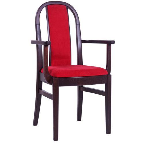 Drevené stoličky s opierkou lakťovou