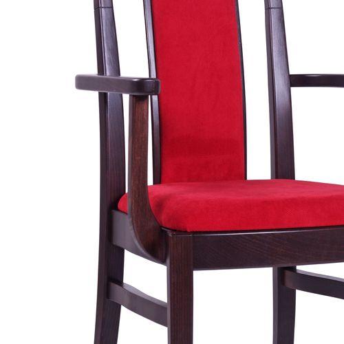 Dřevěné restaurační židle