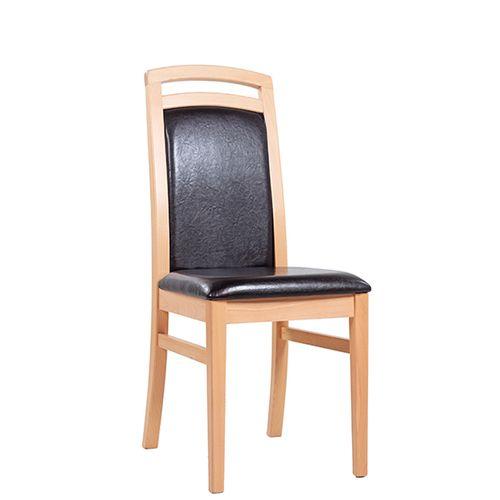 Čalouněné židle dřevěné