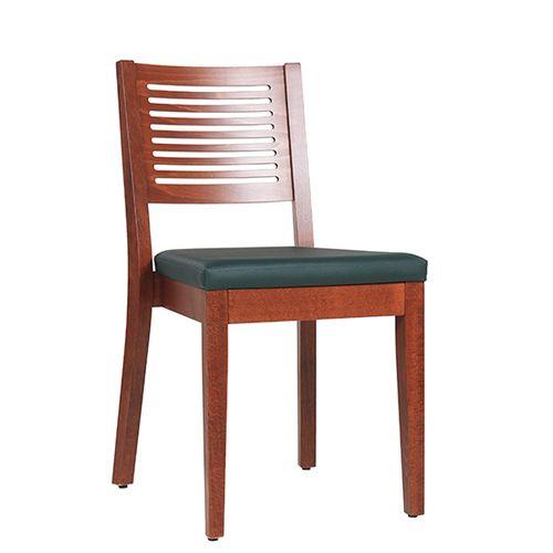Dřevěné židle SANDRO možnost stohování