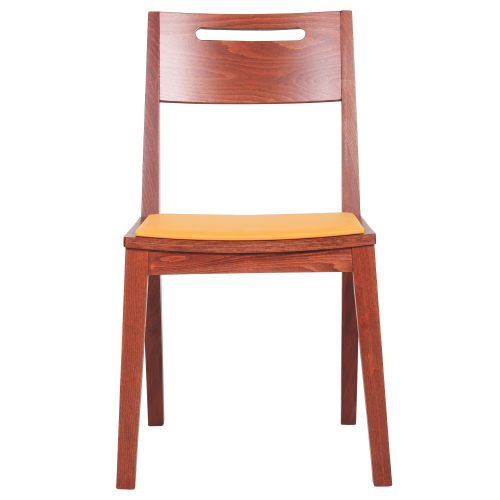 Drevené stoličky pre reštaurácie