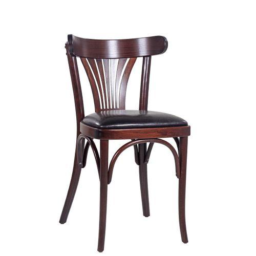 Dřevěné ohýbané židle CLASSICO S45P