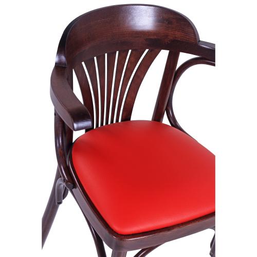 židle ohýbané dřevo