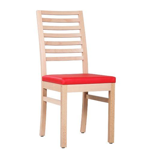 Dřevěné restaurační židle SCARLETTA P