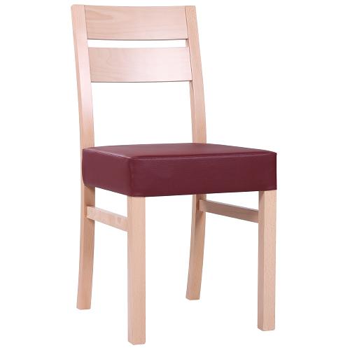 Dřevěné židle pro restaurace