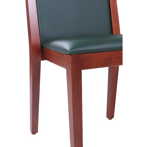 Reštauračné stoličky LINO stohovateľné