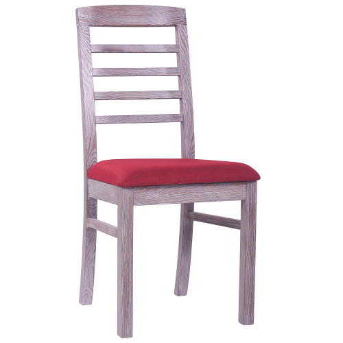 Židle z borovicového dřeva