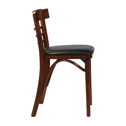 Čalouněné židle do restauurace