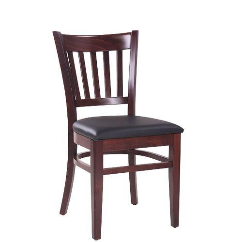 Dřevěné židle ANDRÉ do restaurace