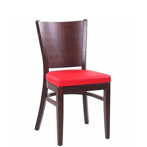Dřevěné restaurační čalouněné židle FAGO VPS