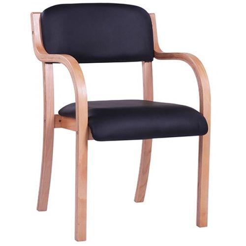 Drevené stoličky do návštevných miestností stohovateľné