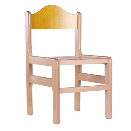 Dřevěné židle dětské