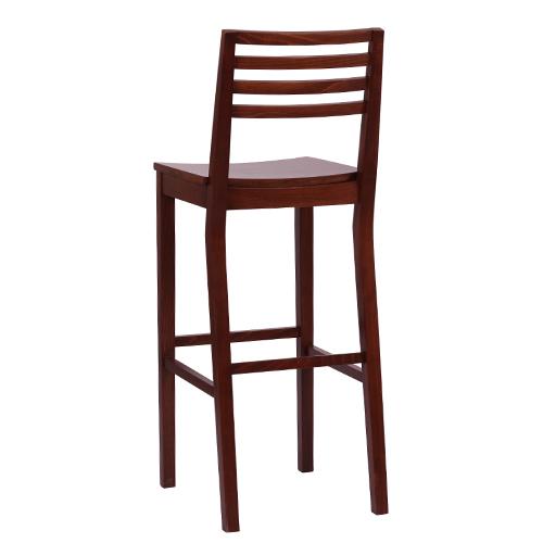 Pevné barové židle do zátěžových prostor