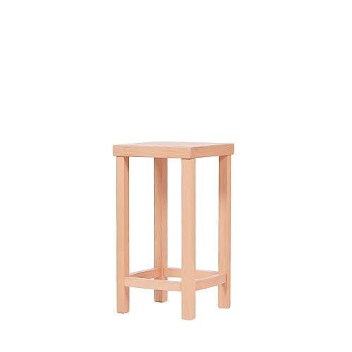Dřevěná barová židle LIVO TH