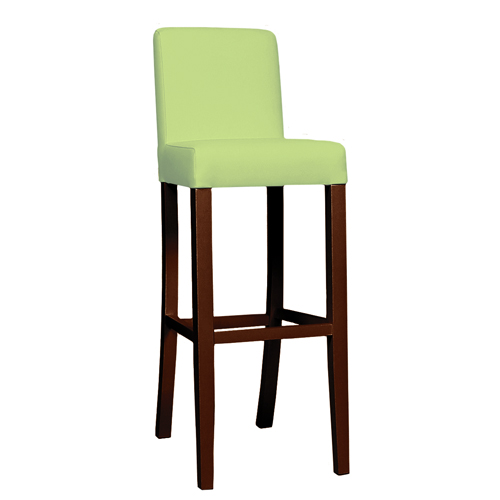 Barová židle dřevěná