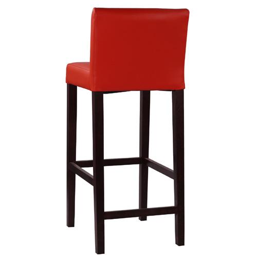 Barové čalouněné barové židle