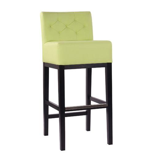 Čalouněné barové židle s pohodlným sedákem