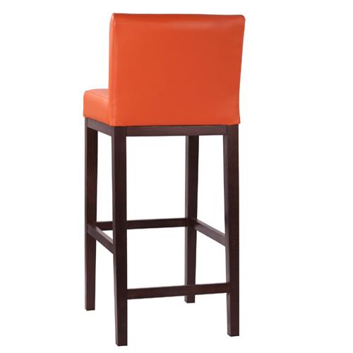 Barové židle se širokým sedákem